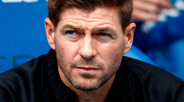 Vital signing: Steven Gerrard is sure Kyle Lafferty will shine