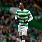 Not ready: Dedryck Boyata is not currently in line for selection