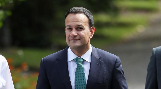 Taoiseach Leo Varadkar has said many LGBT Catholics feel excluded from the church. Brian Lawless/PA.