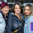 Music fans out to see Rag'n'Bone Man performing at Custom House Square, Belfast for CHSq presents. Friday 24th August 2018. Picture by Liam McBurney/RAZORPIX