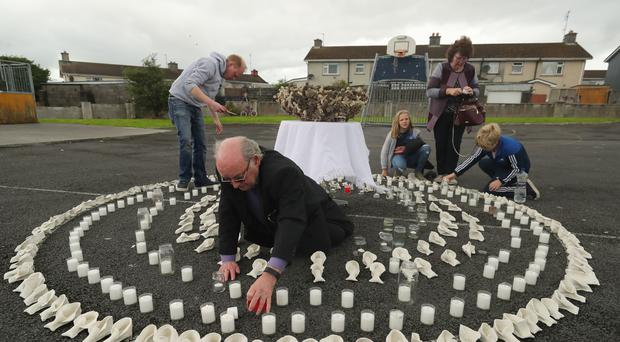 Ireland's children's minister has urged the Pope to act to address the legacy of the mass grave at Tuam mother and baby home in Co Galway. Niall Carson/PA.