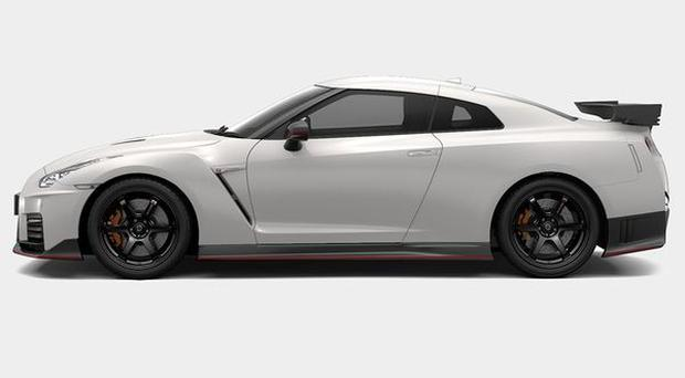 No 10 - Nissan GT-R 3.8 V6 Nismo Auto 4WD 2dr - from £151,995