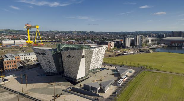Filming will take place at Titanic Quarter
