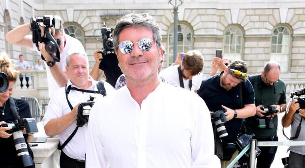 Simon Cowell called the contestant a 'special guy' (Ian West/PA)