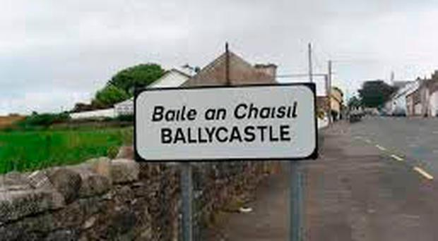 Ballycastle, where Malachi encountered fundamentalist preachers