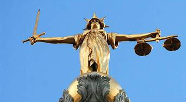 A woman who made a false complaint of rape was sentenced yesterday to two years on probation after a judge said she needed assistance for her mental health and addiction issues