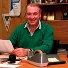 Seen it all: Tommy Cassidy had a colourful career as a player and manager