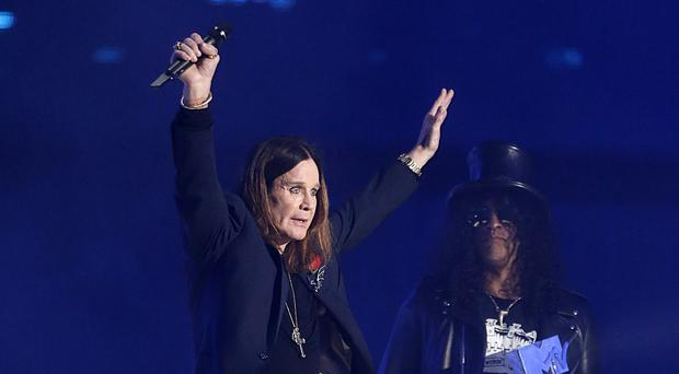 Ozzy Osbourne announces UK dates for farewell tour (Danny Lawson/PA)