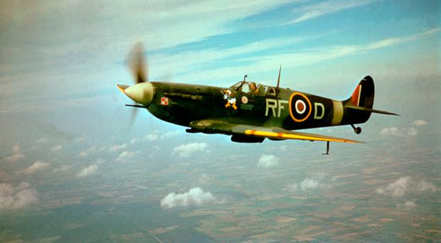 The full story of how an RAF Spitfire came down near the south Armagh border during the Second World War has finally been revealed by an eyewitness after more than 70 years