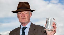 Gone east: Willie Mullins is bidding for the Korea Cup