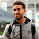 Edging nearer: Connor Goldson says Celtic are catchable