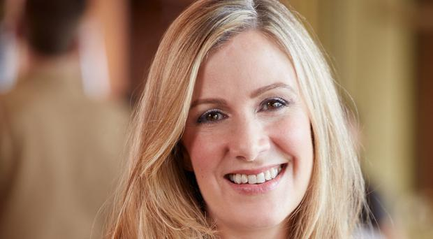 BBC Radio 5 Live news reader Rachael Bland, who has revealed she only has days to live after being diagnosed with incurable cancer. (Claire Wood/BBC)