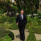 Ian Paisley at the Secretary of State for Northern Ireland's Annual Garden party. Pic Mark Winter.