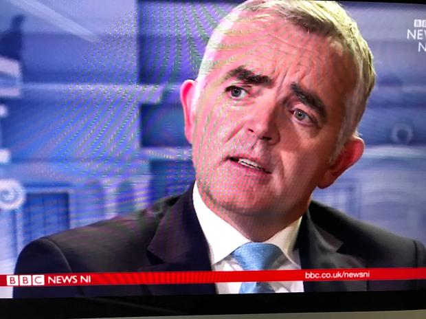 15/12/2016 - BBC interview titled The Truth where former DUP minister Jonathan Bell has said he will reveal what he describes as
