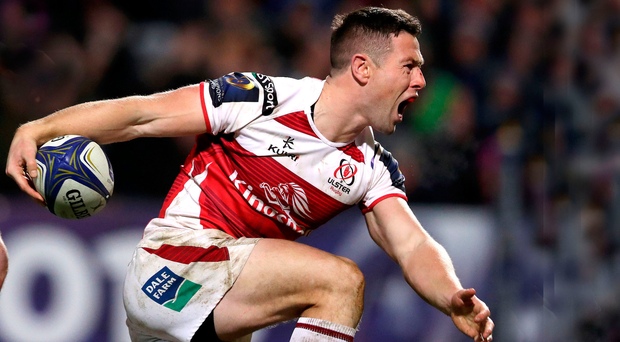 John Cooney has signed a new contract with Ulster.