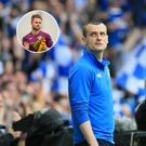 Oran Kearney is considering whether to leave Coleraine behind and his goalkeeper Chris Johns (inset) is confident he could succeed in Scotland.