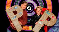 Sandi Toksvig and Alan Davies are back with another series of QI