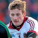On sidelines: Slaughtneil will be without Brendan Rogers