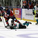 The Stena Line Belfast Giants got their Challenge Cup defence off to a winning start as they defeated the Dundee Stars 4-2 away on Saturday - Credit: Derek Black