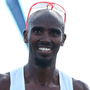 Road runner: Mo Farah has left golden track days in the past