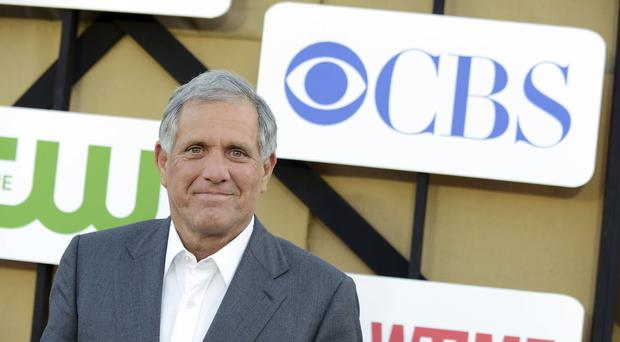 CBS boss Les Moonves has resigned (Jordan Strauss/Invision/AP)