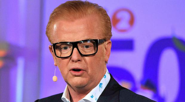Chris Evans is going back to Virgin Radio (Nick Ansell/PA)