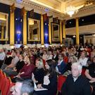 A citizens' assembly in Dublin Castle, similar to what will take place in Northern Ireland