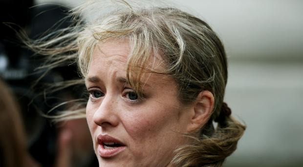 Abuse survivor Mairia Cahill was failed by police, a watchdog has ruled (Brian Lawless/PA)