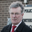 Surprised: Mike Nesbitt