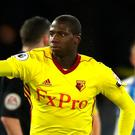 Late show: Abdoulaye Doucoure has been fined for being late