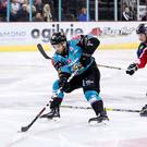 Belfast Giants forward David Rutherford
