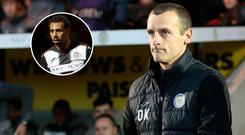 Oran Kearney has been backed for success by new St Mirren signing Anton Ferdinand.