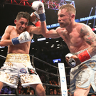 Carl Frampton could go toe to toe with Leo Santa Cruz for the third time next year.