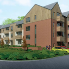 Rockwood off Belmont Road has planning permission for 28 two-bed apartments