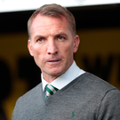 Wise head: Brendan Rodgers is taking a pragmatic outlook