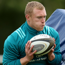Looking forward: Keith Earls