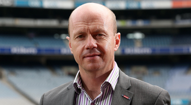 Step up: Peter Canavan wants the Tyrone board to act