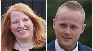 Naomi Long has apologised to Jamie Bryson following the incident.