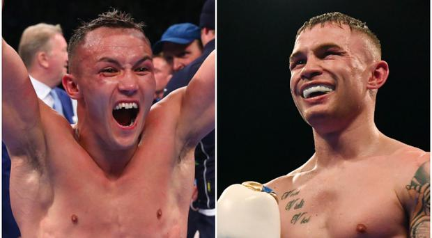 Josh Warrington and Carl Frampton will go toe to toe later this year.