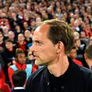 Paris Saint-Germain's German coach Thomas Tuchel has NOT had a good time at Anfield.
