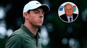 Peter Alliss has spoken out to support Rory McIlroy after another year without a major victory.