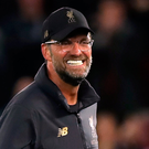 Tuned in: Jurgen Klopp says his players did what he asked