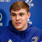Midfield pivot: Garry Ringrose an old hand at the age of 23
