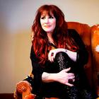 Changing times: Tiffany Darwish as the edgier rock musician she is today