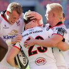 Angus Kernohan, David Shanahan and Kieran Treadwell all started against the Cheetahs