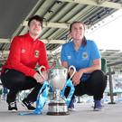 Glentoran Women and Linfield Ladies go head to head in the Electric Ireland Women's Challenge Cup final.