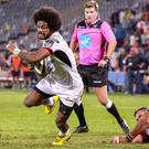 Henry Speight scored Ulster's late try to secure the draw.