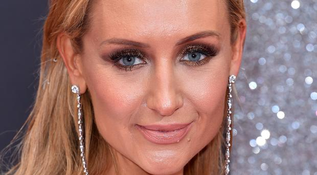 Catherine Tyldesley attending the British Soap Awards (Matt Crossick/PA)