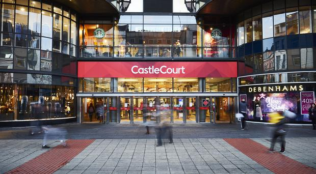 CastleCourt shopping centre / Credit: Matalan