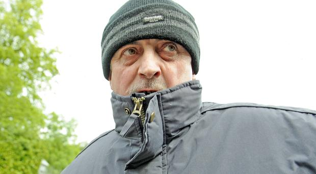 Eamon Foley pictured at an earlier court date
